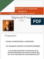 La predisposición a la neurosis obsesiva
