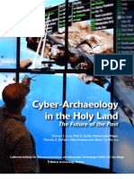 Cyber Archaeology in the Holy Land