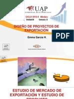 SEMANA 6 - Diseño de Proyectos