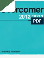 Overcomer 2012-2013