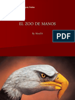 Benito Manuel Rodriguez Freites, Manos y Animales