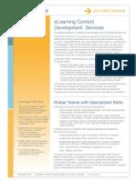 LionBridge - eLearning Content Development