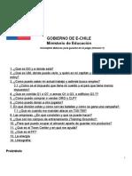 Guia Básica sobre aplicaciones del Juego.