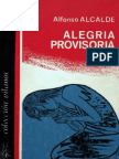 Alcalde, Alfonso - Alegría provisoria