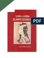 Elogio a la señora del manto oscurecido / Juan Paredes Carbonell (2010)