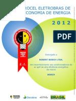 Condicionadores de Ar Certificado 2012 (1)