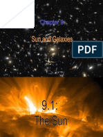 F3 Chapter 9 Sun and Galaxies