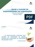 Conceitos de Sustentabilidade nas Organizações