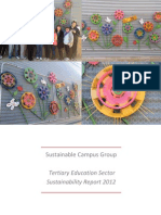 Australian Tertiary Education Sector Sustainability Report 2012