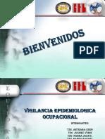 Master VI, Viilancia Epidemiologica