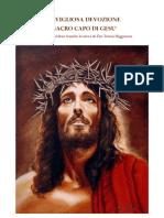 Devozione Al Sacro Capo Di Gesu'