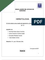 Ensayo Hemato Ganglio y Ciclo Celular-1