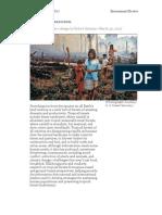 Handout Deforestation Biodiversity
