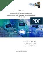 Estrategia Para La Implementacion Sistema Compras Electronicas