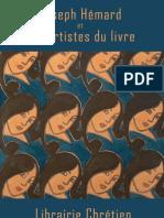 Joseph Hémard et Les Artistes du Livre