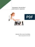 Manual Taller de  Reclutamiento y Selección Eficaz