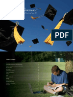 Sustainable Campus Group Report 2010 - Summary
