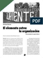 Rebeldia24-Entrevista Al Sup La Organizacion