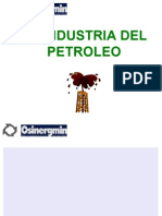 RSB,La Industria del Petróleo