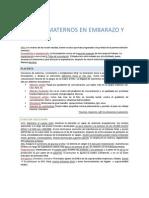 Fisiologia Del Embarazo y Puerperio