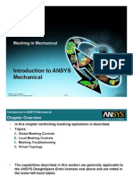 Ansys Mechanical Training