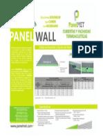 Ficha Panel Wall RV2