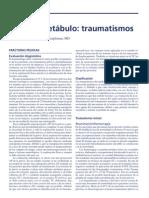 Pelvis y Acetabulo Traumatismos