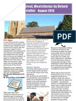 woolsthorpe newsletter 082013