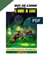 72495587 Maurice Limat El Robot de Carne