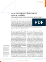 Paper 2 -- Marine Natural Pdts