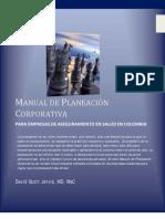993 Manual de Planeación Corporativa - David Scott Jervis