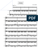 Albeniz - Asturias,Trio, Fl-Vla- Guit