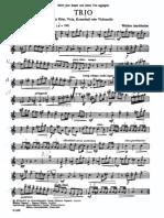 Aeschbacher,Trio,Fl Vla Cb
