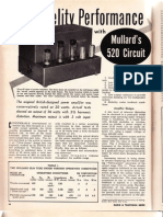 Mullard 520 Amp