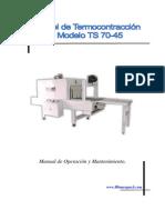 Manual 70-45 ISO
