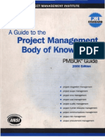 PMBOK Guide by Bagian 1 3