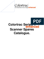 colortrac Series 4x - PC