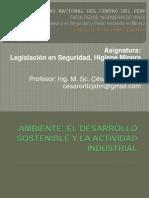 Introduccion a La Legislacion Ambiental Minas Uncp 2013