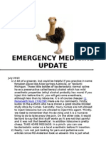 Emu July 2013