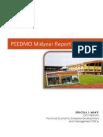 PEEDMO 2013 Midyear Report