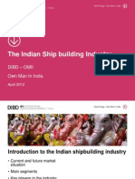 The Indian Shipbuilding Industry 2012