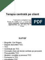 Consiliere Psihologica 4_terapia Centrata Pe Client_2007