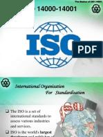 Basics of ISO 14001