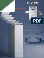 Midshire Business Systems - Riso EZ571 Brochure