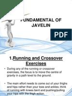 Fundamental of Javelin 01
