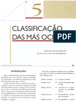 47697925 05 Classificacao Das Mas Oclusoes