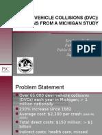 Deer Crash Statistics