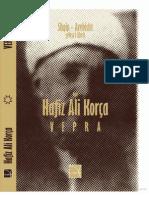 Hafiz Ali Korça - Shqip - Arebisht (Qelësi i librit)
