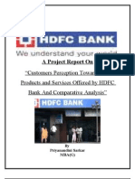 22595591 Hdfc Project
