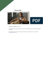 IP Phones Positioning External